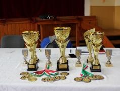 Kistelepülések megyei sakkversenye