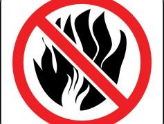 Tűzgyújtási tilalom 2019. március 29-től
